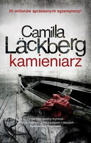 Kamieniarz Tom 3, Lackberg Camilla
